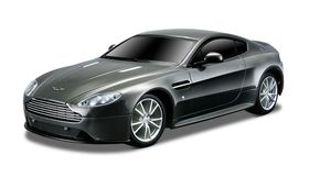 Maisto - 1/24 R/C Aston Martin Vantage S - Grey