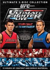 Ultimate Fighting Championship: The Ultimate Fighter - Series 15 (Import DVD)