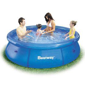 Bestway - 2.3Kl Fast Set Pool - 244Cm X 66Cm