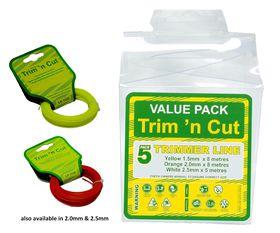 Speedline - Trimming Line - 5 Pack