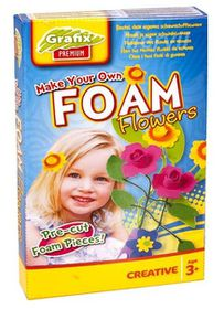 Grafix Make Your Own Foam Flowers