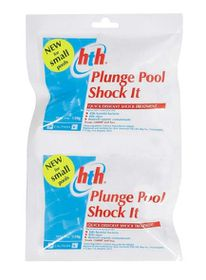HTH - Plunge Pool Shock It - 300g