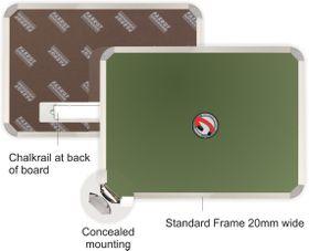 Parrot Chalk Board - Magnetic 1500 x 1200mm