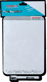 Parrot Write 'n Wipe Flexible Magnetic A5 Plastic Frame