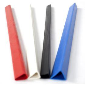 Parrot Binder Slide A4 (297 x 5mm) - 100 Pack - Red