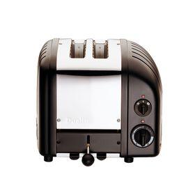 Dualit - 2 Slice Classic Toaster - Black