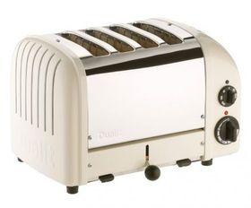 Dualit 4 Slice Classic Toaster - Cream