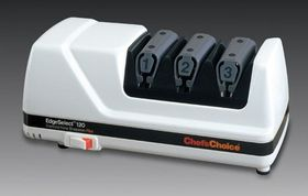 Chef's Choice Electric Sharpener - Black & White
