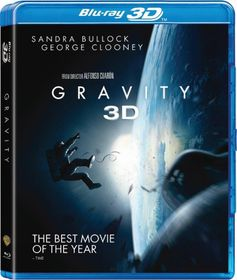 Gravity (3D & 2D Blu-ray)