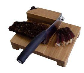 Tekut - Biltong Slicer Model - Bamboo