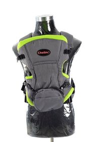 Chelino - Companion Carrier - Green and Grey
