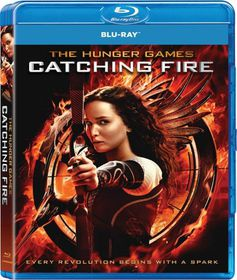 The Hunger Games Catching Fire (Blu-ray)