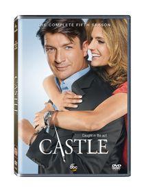 Castle Season 5 (DVD)