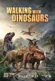 Walking with Dinosaurs (2013) (DVD)
