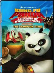 Legend Of Awesomeness: The Scorpian Sting (DVD)