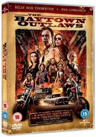 The Baytown Outlaws (Import DVD)