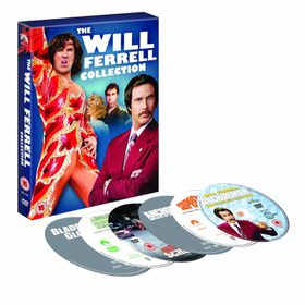 The Will Ferrell Collection (Import DVD)