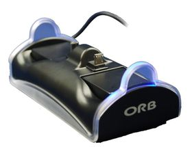 ORB PS4 Dual Controller Charging Dock (PS4)