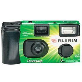 Fujifilm Quicksnap Super 135-24 Disposable Camera With Flash