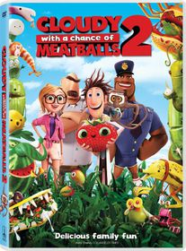 Cloudy With A Chance Of Meatballs 2 (Blu-ray)
