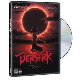 Berserk:Golden Age Arc III The Advent - (Region 1 Import DVD)