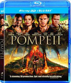 Pompeii (3D + 2D Blu-ray)