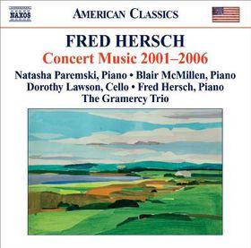 Hersch: Concert Music - Concert Music 2001-2006 (CD)