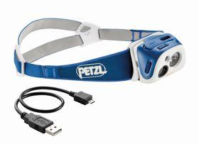 Petzl - Tikka R+ Performance Headlamp - Blue