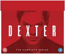 Dexter: Complete Seasons 1-8 (parallel import)