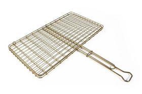 LK's - Snoek Grid - Stainless Steel