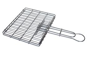 LK's - Sandwich Grid With Sliding Handle - Stainless Steel