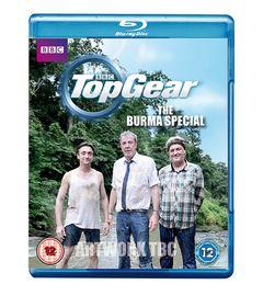 Top Gear: The Burma Special (Blu-ray)
