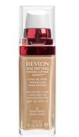 Revlon Age Defying 30ml Firming & Lifting Makeup - Sand Beige