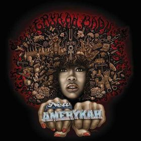 Erykah Badu - New Amerykah Part One (4th World War) (CD)
