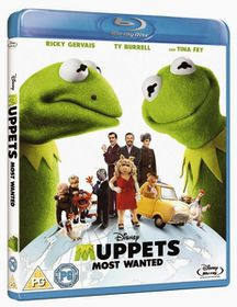 The Muppets Most Wanted (Blu-ray)