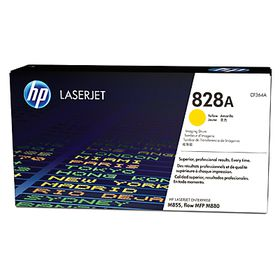 HP 828A Yellow LaserJet Image Drum, 30000 pages