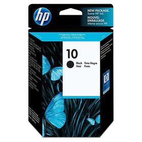 HP 10 Ink Cartridge - Black
