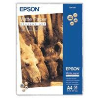 EPSON - Media - (A4) - (50 Sheets) - Matte Paper - Heavyweight - 167g/m