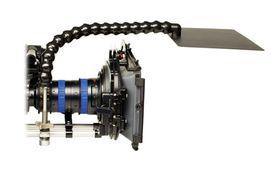 Dinkum Systems Cine Screw Mount Lens Shade French Flag Assembly - Black
