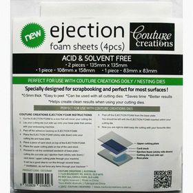 Artdeco Couture Creations Ejection Foam Sheets