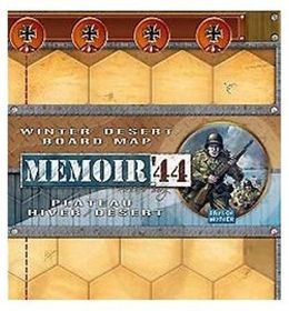 Memoir '44 Winter Desert Map Board Game