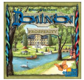 Dominion Prosperity Expansion Board Game