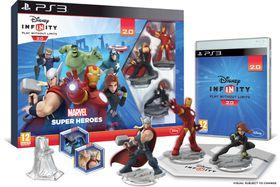 Disney Infinity Avengers Starter Pack (PS3)