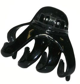Chic Octopus Hair Clamp Extra Large - Black