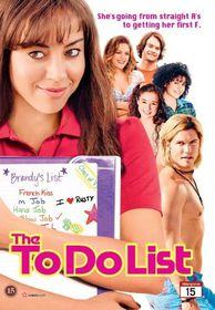 To Do List (Blu-ray)