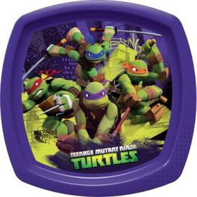 Teenage Mutant Ninja Turtles Square Plate