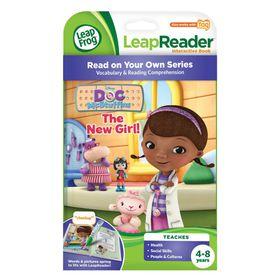 Leap Reader Sw Doc Mcstuffins