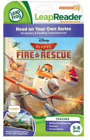 Leapreader Planes Fire and Rescue