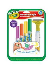 Crayola My First Doodle Magic Accessory Pack