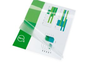 GBC Document Gloss Laminating Pouches - A5 150(2x75)micron (100 Pack)